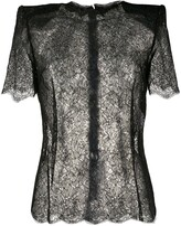 Dolce & Gabbana lace t-shirt