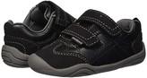 pediped Gehrig Grip n Go (Toddler) (Black) Boy's Shoes