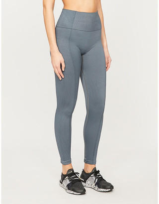 Varley Naomi high-rise stretch-jersey leggings