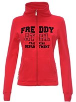 Freddy Women's Felpa Zip Sports Hoodie