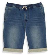 Hudson Girl's Knit Denim Shorts