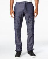 Sean John Men's Dobby Flight Cargo Pants