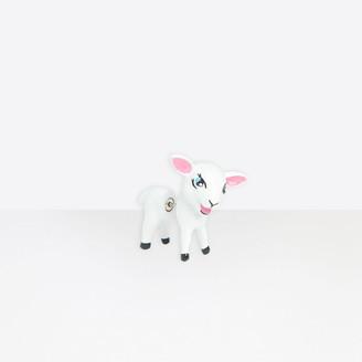 Balenciaga Happy Lamb Earring