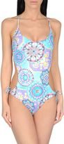 Fisico One-piece swimsuits - Item 47196894