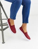 big discount super popular sleek Slip On Plimsolls Womens - ShopStyle Australia