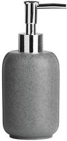 Premier Housewares Canyon Lotion Dispenser - Grey Stone Eff