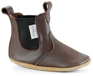 Bobux N/A n/a Chocolate Chelsea Boot - L