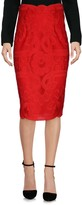 Blumarine Knee length skirts - Item 35331669