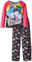 Komar Kids Monster High All Stars Pajama for girls (10/12)