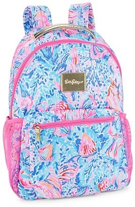 Lilly Pulitzer Multi Treasure Backpack
