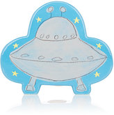 Alex Marshall Studios Ceramic UFO Bank-BLUE