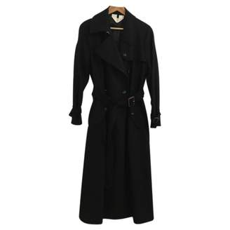 Arket Blue Wool Coat for Women