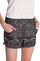 Twelfth St. By Cynthia Vincent BY CYNTHIA VINCENT Gym Lace Shorts