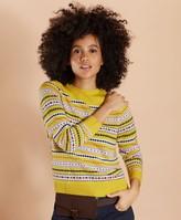 Brooks Brothers Merino Wool Fair Isle Sweater
