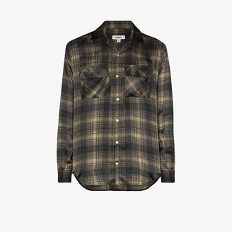 Phipps Hollywood checked shirt