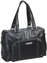 Clark & Mayfield Women's Morrison Leather Laptop Handbag 18.4
