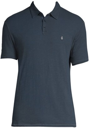 John Varvatos Peace Logo Polo
