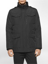 Calvin Klein Soft Shell Military Jacket