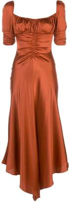 Alexis Noerene silk dress