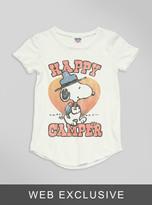 Junk Food Clothing Toddler Boys Happy Camper Tee-sugar-2t