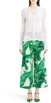 Dolce & Gabbana Women's Open Knit Cardigan