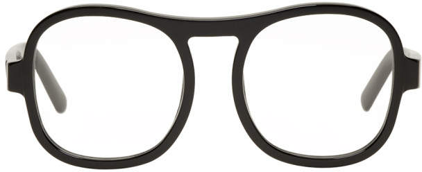 Chloé Black Square Glasses
