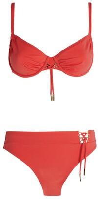 Maryan Mehlhorn Tassel Bikini