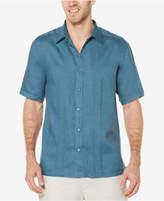 Cubavera Men's Corded Linen Shirt