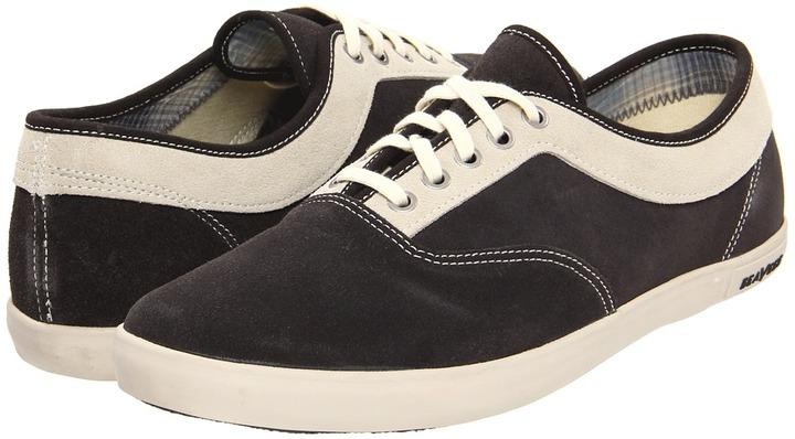 SeaVees 09/61 Volunteer Plimsoll (Blacktop Suede) - Footwear
