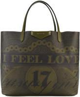 Givenchy printed tote bag