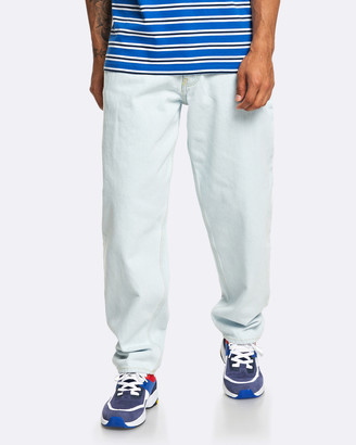 DC Mens Worker Relaxed Fit Jeans