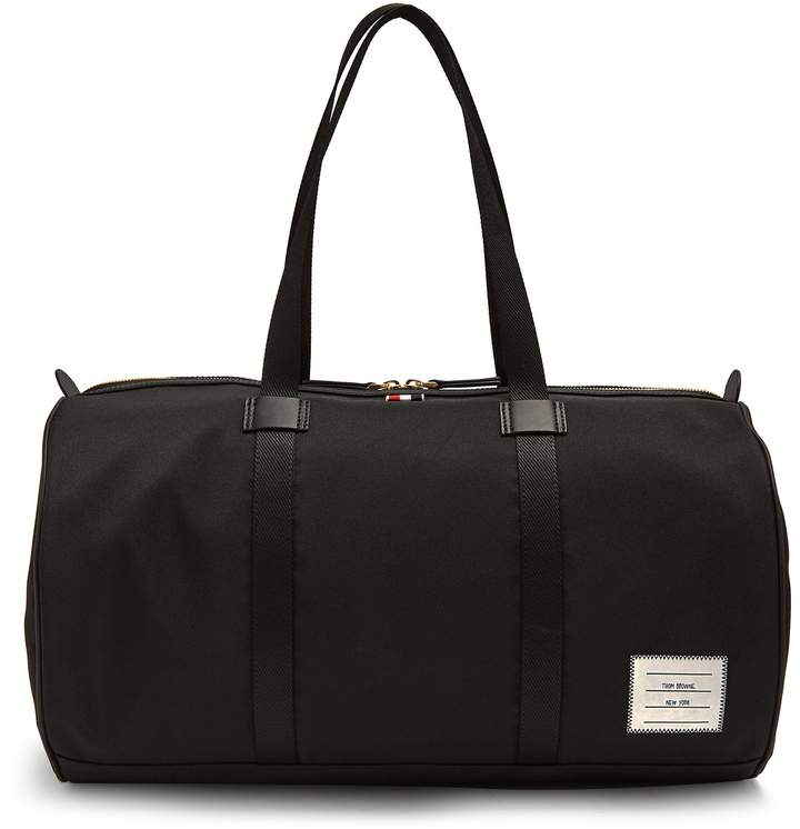 Thom Browne Small fabric holdall