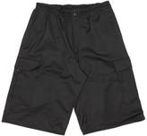 Y-3 Y 3 Black Short Cargo Pants