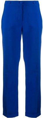 FEDERICA TOSI Mid-Rise Slim Fit Trousers