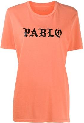 Manokhi Pablo printed T-shirt