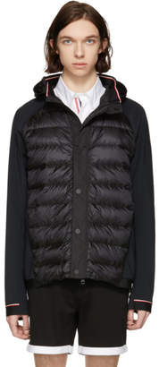 Moncler Black Gardon Jacket