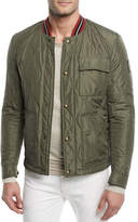 Belstaff Haverford Quilted Bomber Jacket