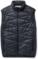 Orlebar Brown - Ayton Quilted Shell Gilet