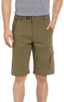 Prana 'Zion' Stretchy Hiking Shorts