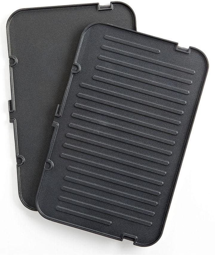 Cuisinart Black Matte GR-35BW Griddler, Compact