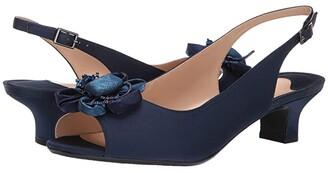 J. Renee Leonelle (Silver) Women's Shoes