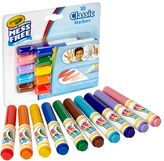 Crayola Mess-Free Color Wonder 10-ct. Mini Markers Set