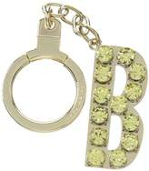 Kate Spade new york Key Fobs Jeweled B Initial