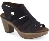 Munro American 'Cookie' Slingback Sandal (Women)