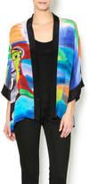 Patricia's Presents Silk Painted Kimono 2
