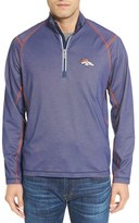 Tommy Bahama 'NFL - Double Eagle' Quarter Zip Pullover