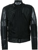 Ann Demeulemeester lightweight jacket - men - Cotton/Nylon - S