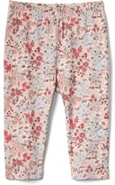 Gap Print stretch jersey leggings