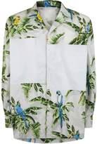 Stella McCartney Hill Paradise Print Shirt
