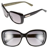 Jimmy Choo Women's 56Mm Sunglasses - Black